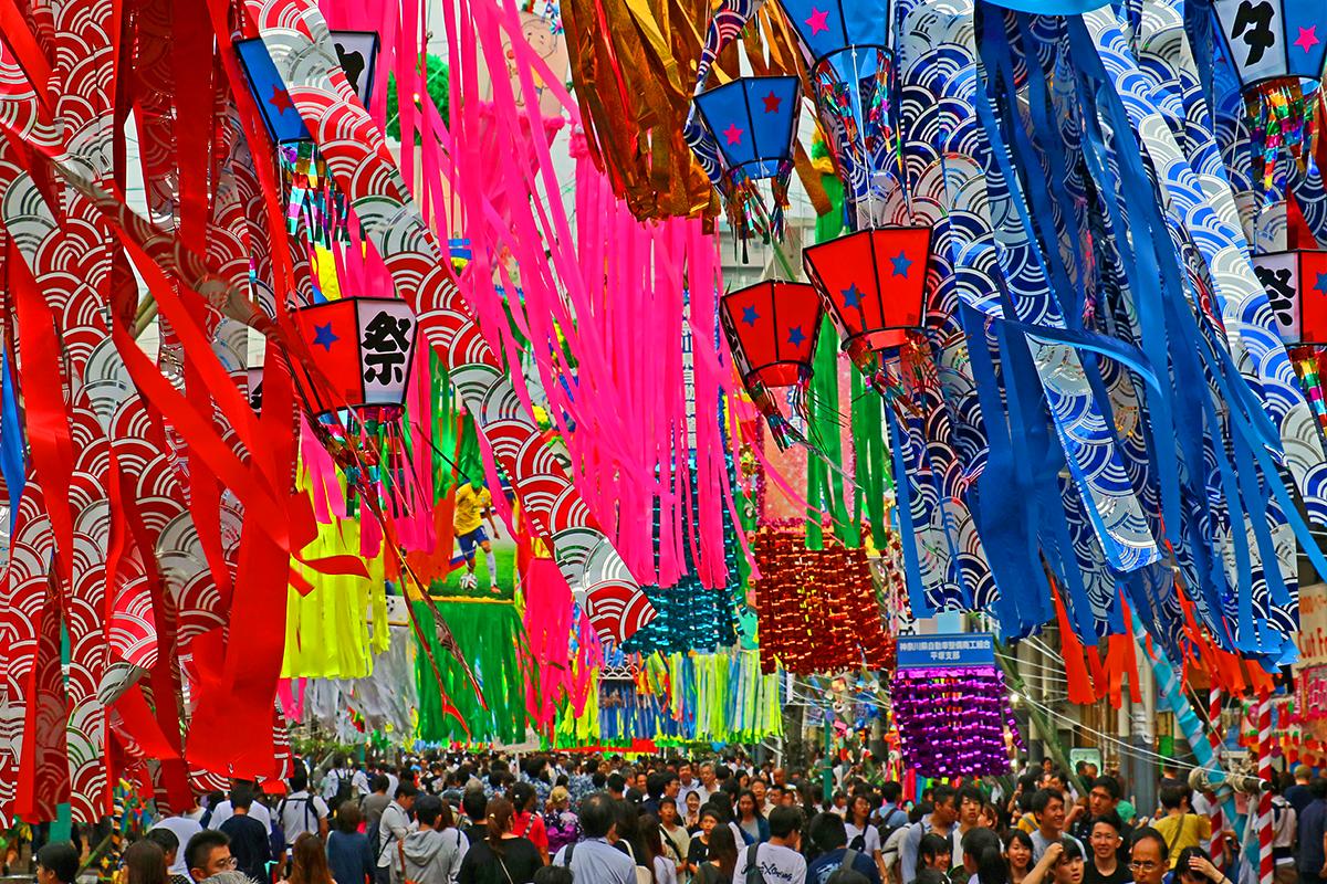 祭り 2020 七夕 平塚